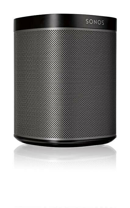 2 Sonos PLAY1 One Wireless Speaker, blk X2 Sonos Sonos