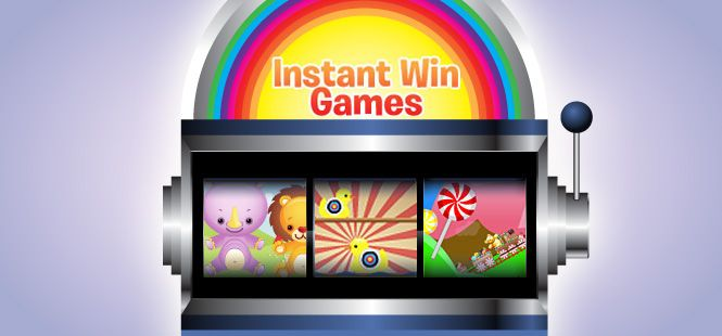 Instant Win Games - Win in an Instant