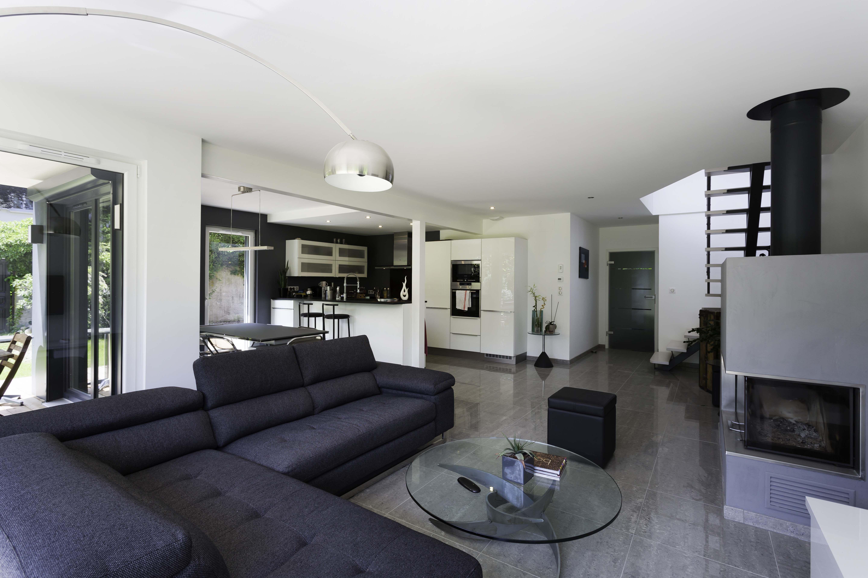 constructeur archi design maisons ossature. Black Bedroom Furniture Sets. Home Design Ideas