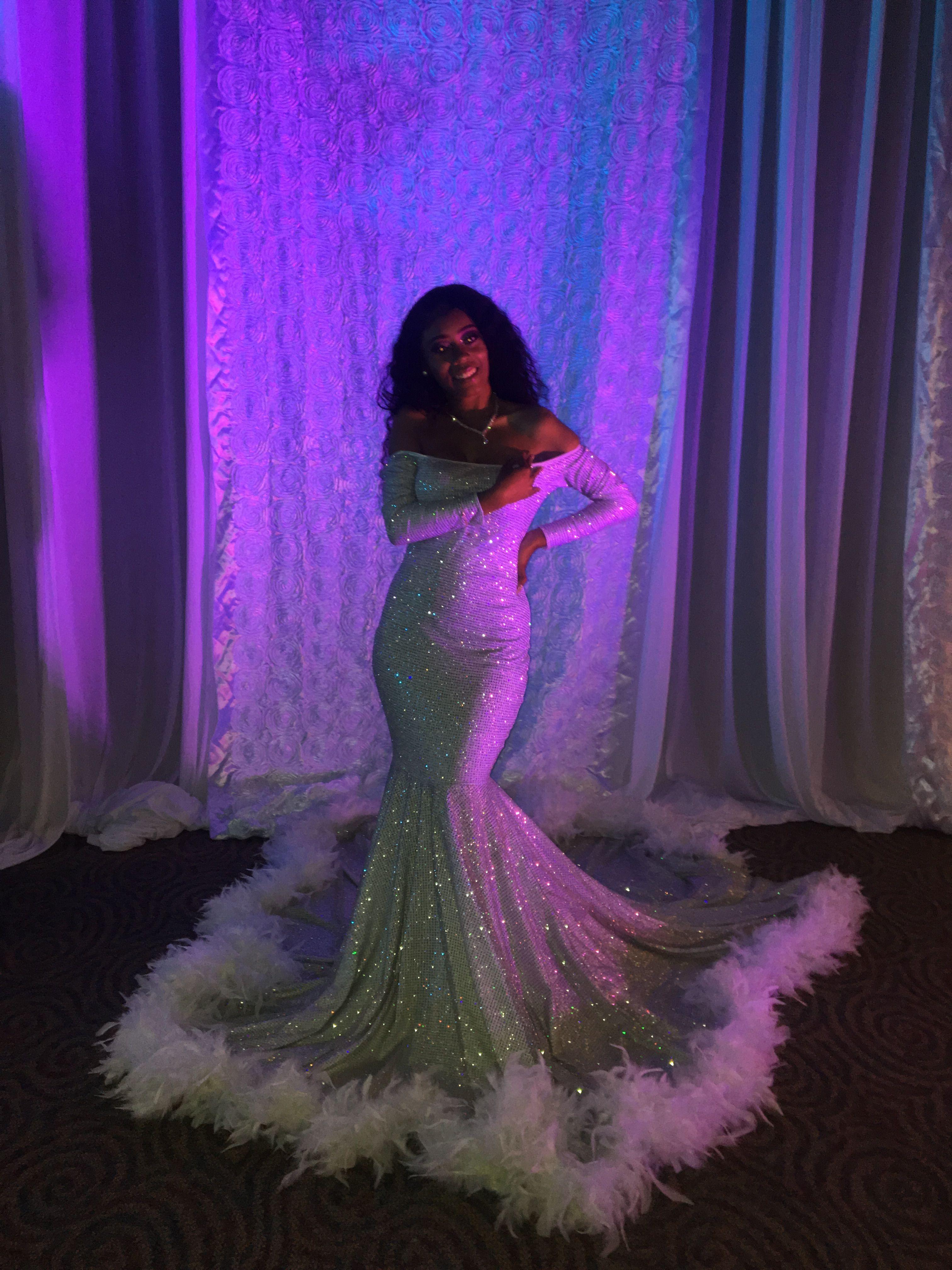 Prom dress Source by abriamcinnis232 #Prom dresses black girls slay