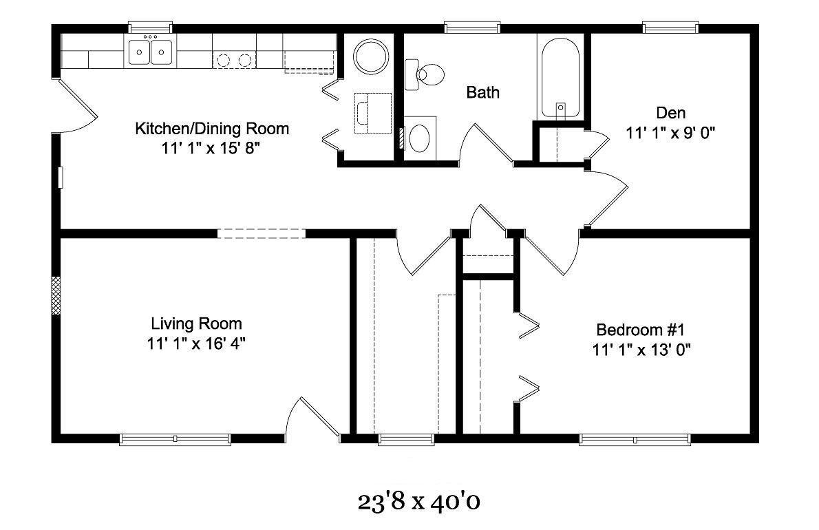 Elder Cottages Craftsman Floor Plans Tiny House Interior Design Cottage House Plans