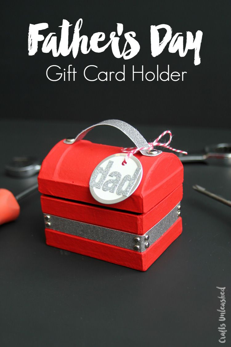 Diy fathers day gift card toolbox consumer crafts