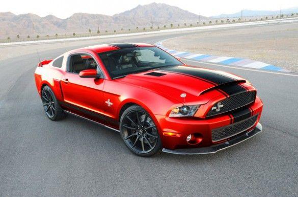 2012 Shelby GT500 Super Snake - Red   Cars   Pinterest   Cars ...