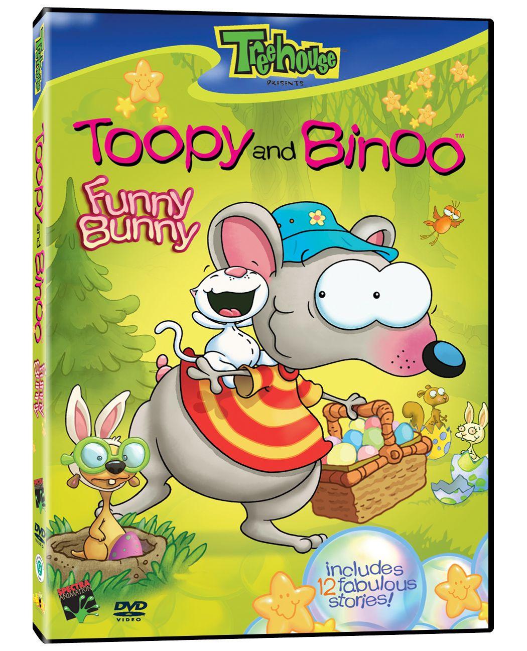 toopy u0026 binoo funny bunny easter dvds pinterest funny bunnies