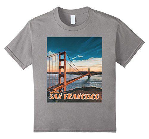 Kids San Francisco T-Shirt Golden State Bridge Design 6 S... https://www.amazon.com/dp/B01MF9BQOO/ref=cm_sw_r_pi_dp_x_O3.bybH9V6Y11