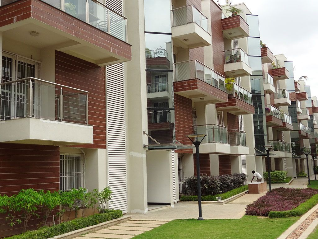 Find Furnished U0026 Semi Furnished #ResidentialFlats And Apartments For Sale  In India At Affordable Price