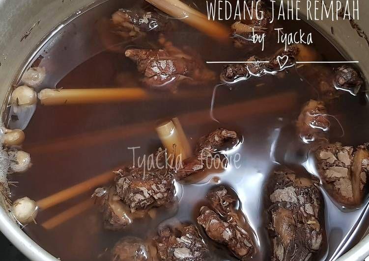 Resep 20 Wedang Jahe Rempah Oleh Tanti S Tyacka Resep Wedang Jahe Makanan Enak Ide Makanan