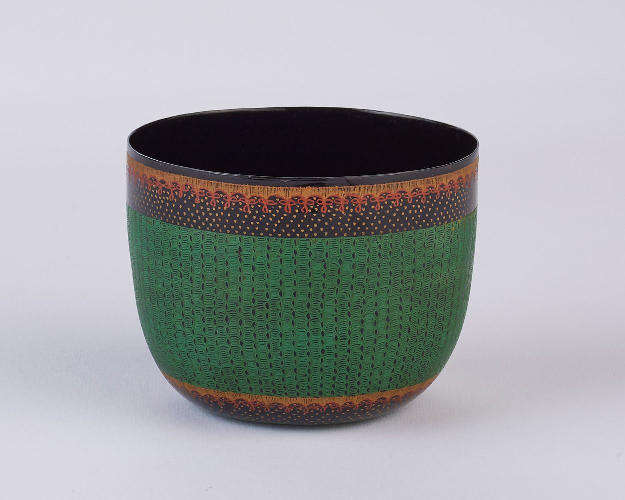 Wonderful Green Horsehair Cups #fullmooncollection #lacquerware #myanmar #bamboo * Handmade Pictures Gallery