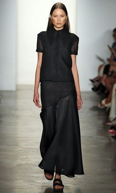 HOUGHTON / New York / Women / 2015 SS / Ready-to-wear