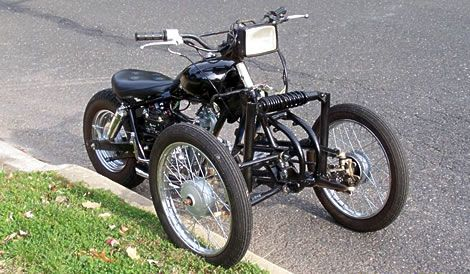 Front suspension another tilting reverse trike very simple front suspension another tilting reverse trike very simple design but it uses a single shock not ideal and looks pretty ugly as a result pinterest solutioingenieria Images
