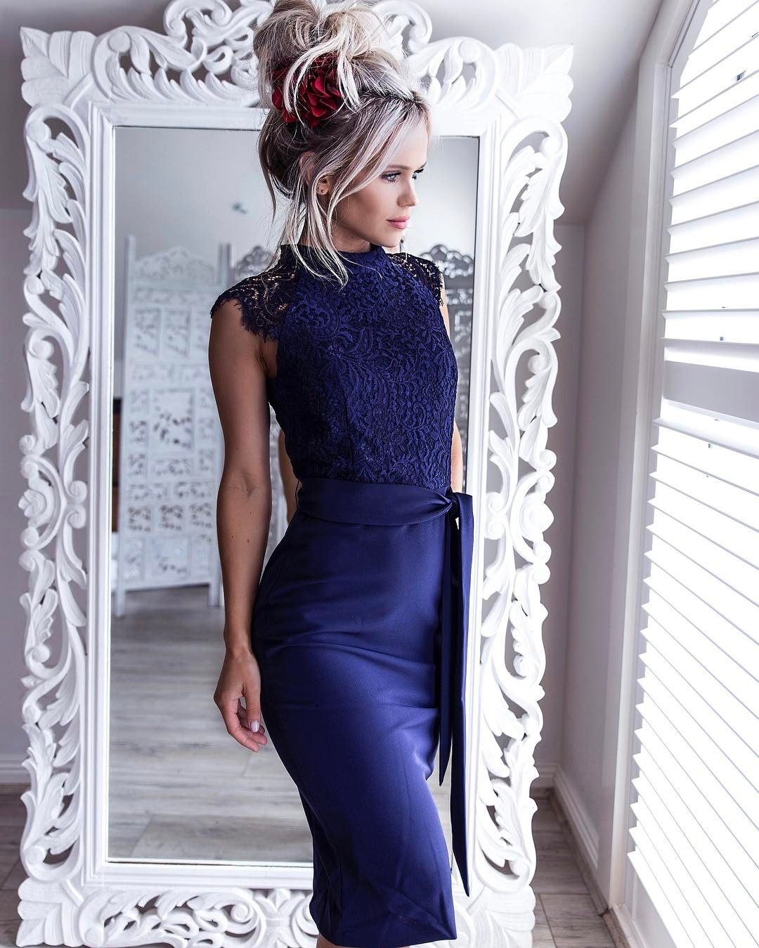Sash sheathcolumn sleeveless kneelength prom dresses dress