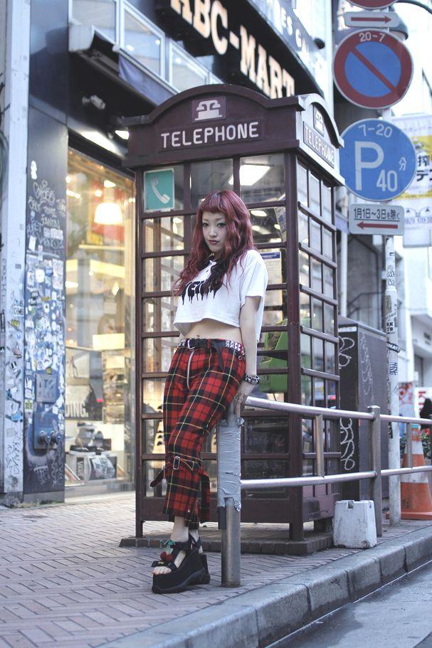 [Street Style] COCO | VlliVlli | Shibuya (Tokyo)