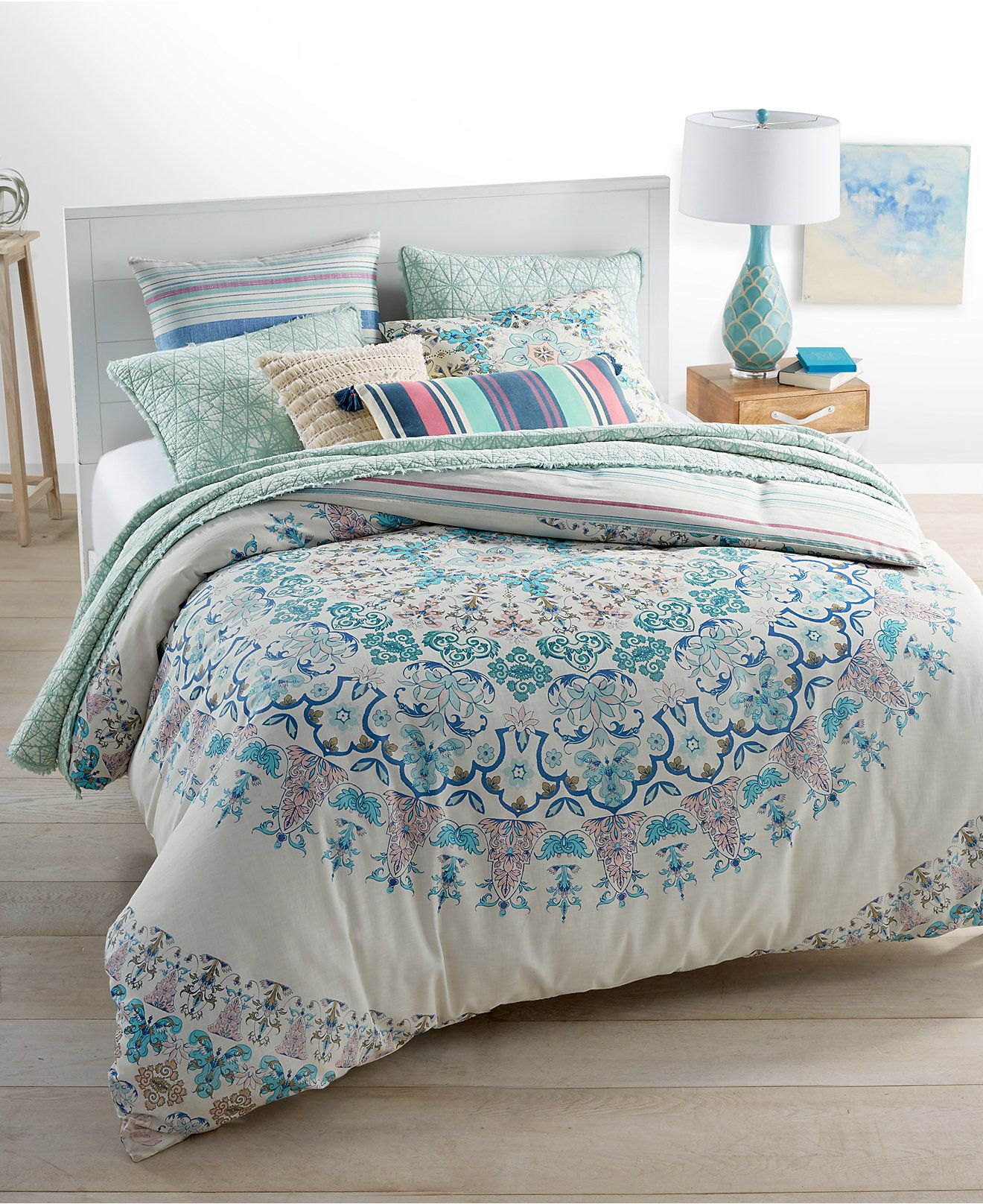 Whim by Martha Stewart Collection Full Moon Reversible