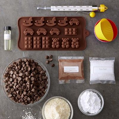 Organic Chocolate Making Kit Products In 2019 How To