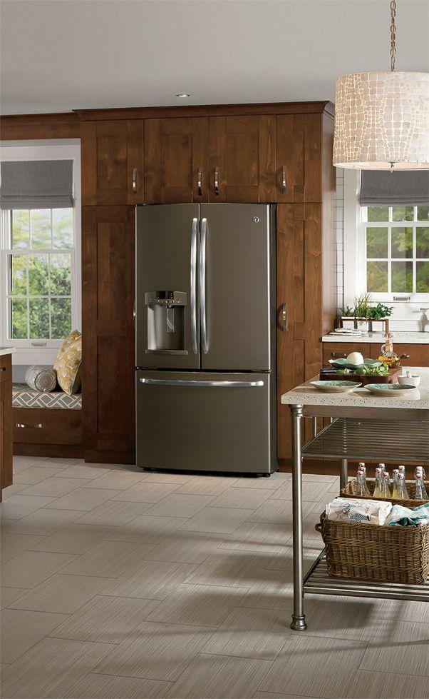 Slate Appliances | GE Appliances | Slate kitchen, Slate ...