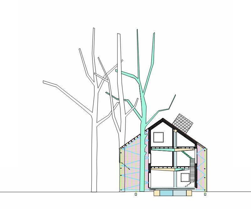 House Bern Heim Beuk by Architecten De Vylder Vinck Taillieu Arch