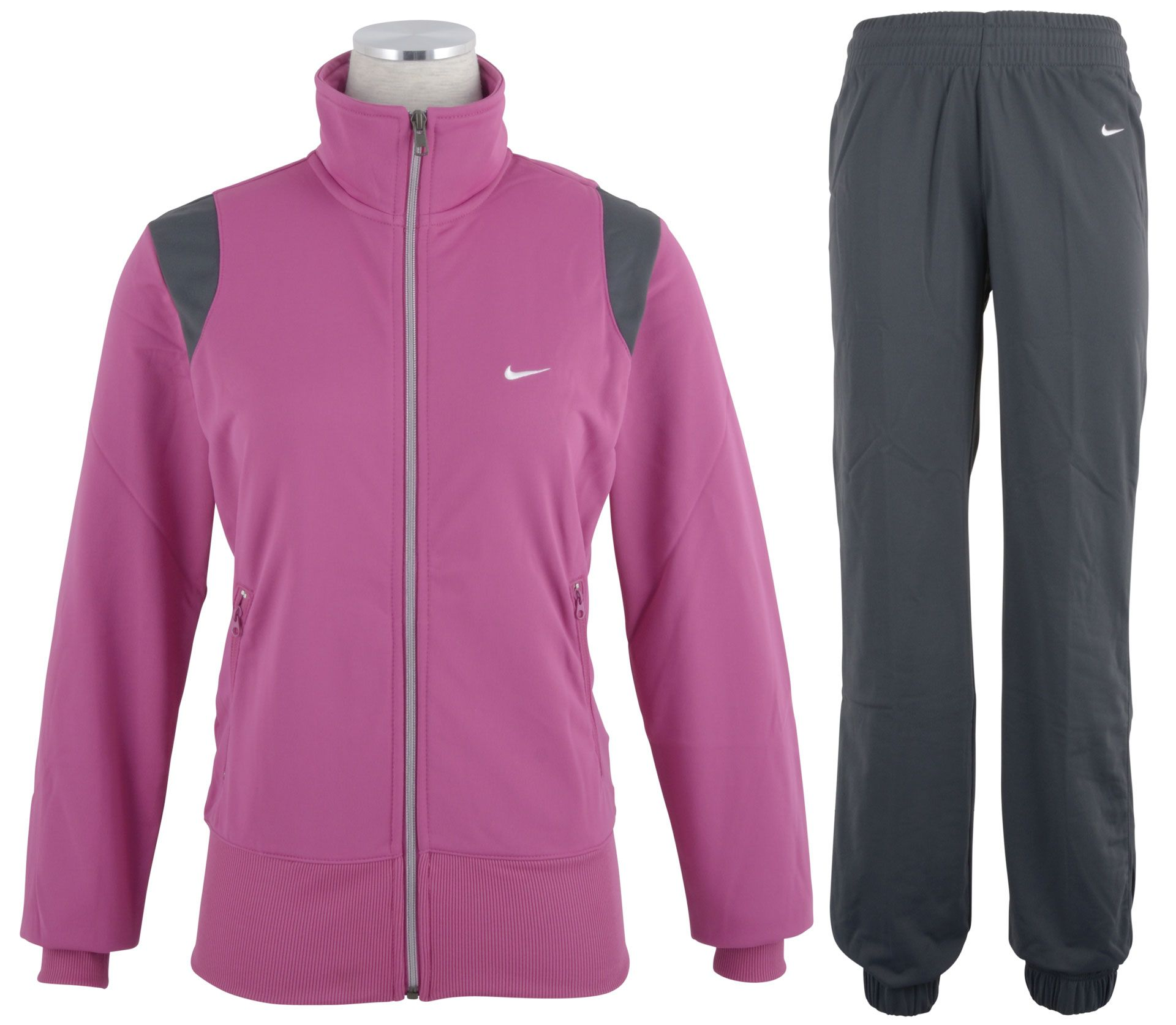 Branded Nike Tracksuit in purple for ladies Sports