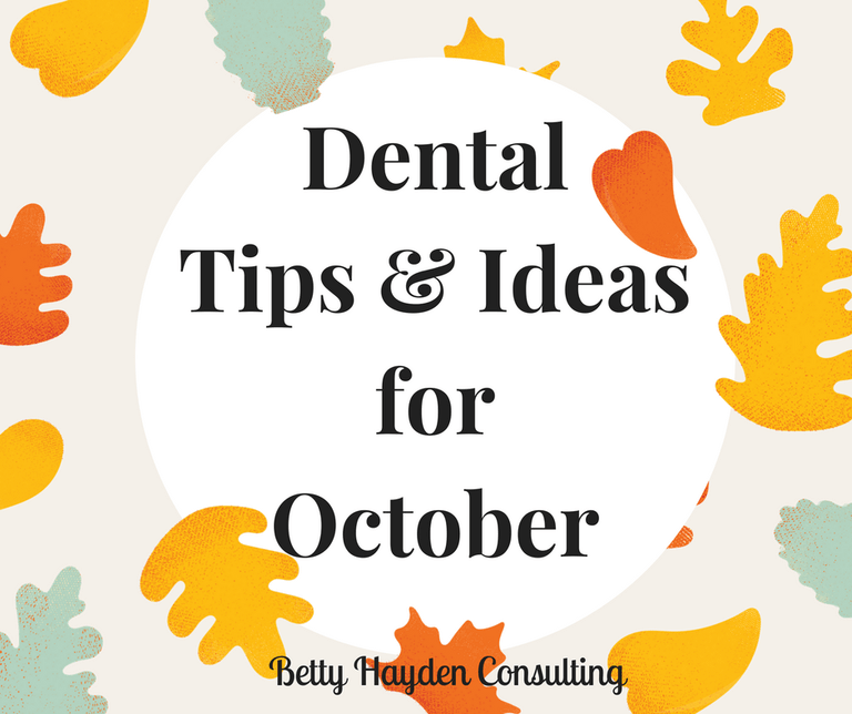 Fall Dental Marketing Ideas for October Dental marketing