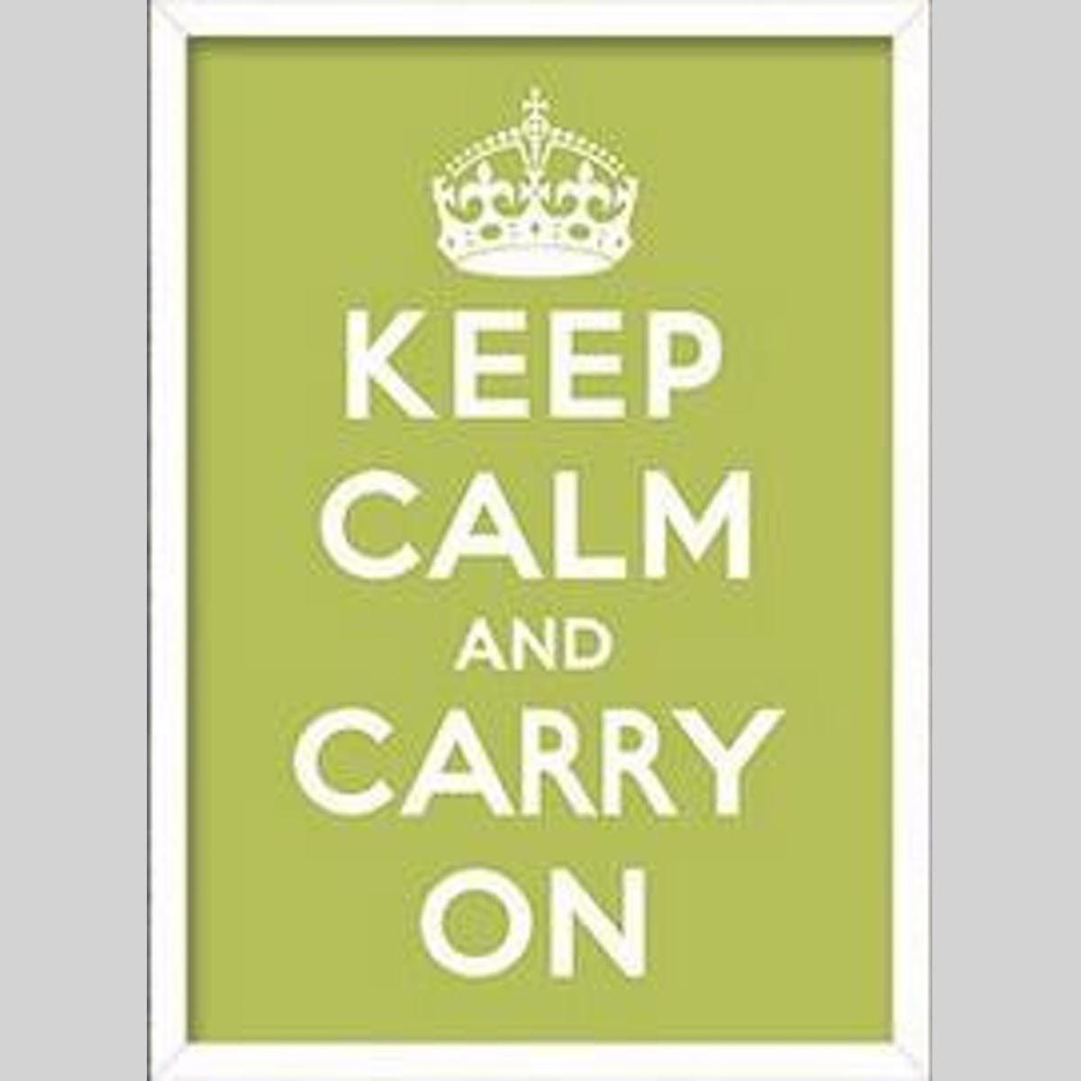 Keep Calm And Carry On   Products   Pinterest   Products