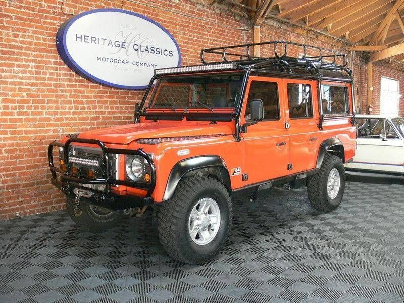 1993 Land Rover Defender Land Rover Land Rover Defender Defender