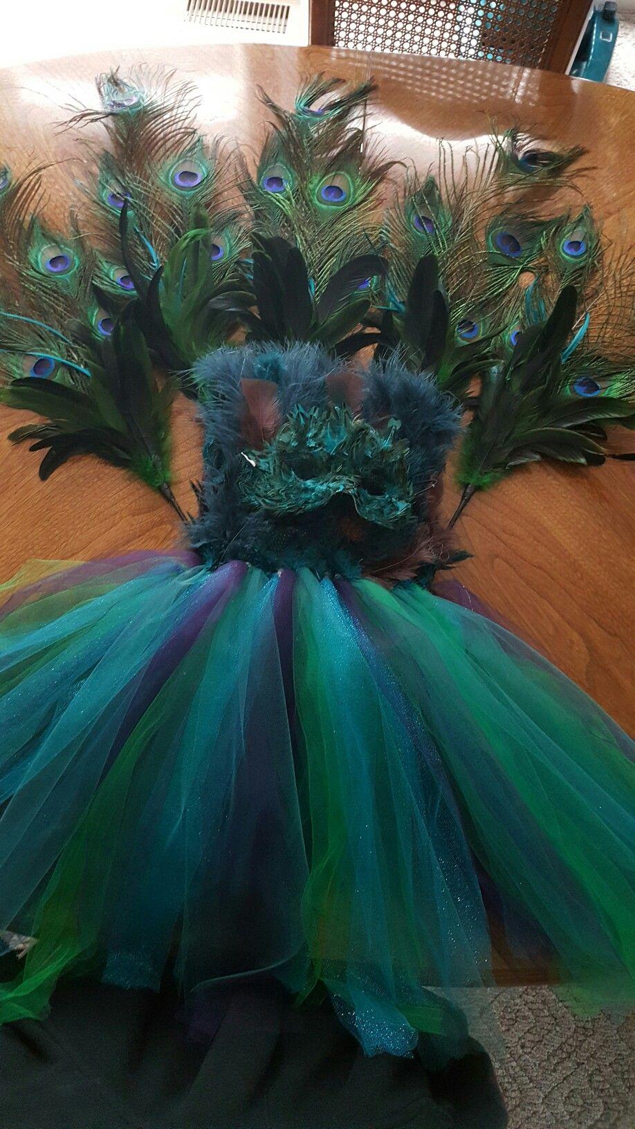 peacock costume diy in 2019 pfauenkost m kinder karneval kost m damen und karneval ideen. Black Bedroom Furniture Sets. Home Design Ideas