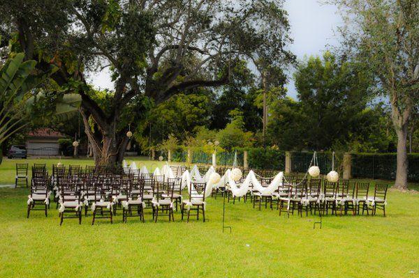 The CocoPlum Wedding Ceremony Reception Venue