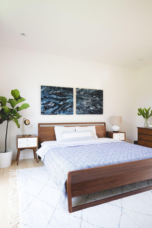 Minimal Modern Pacific Northwest Bedroom Design By The Emerald Studio Seattle Interior Design Bedroom Design Interior