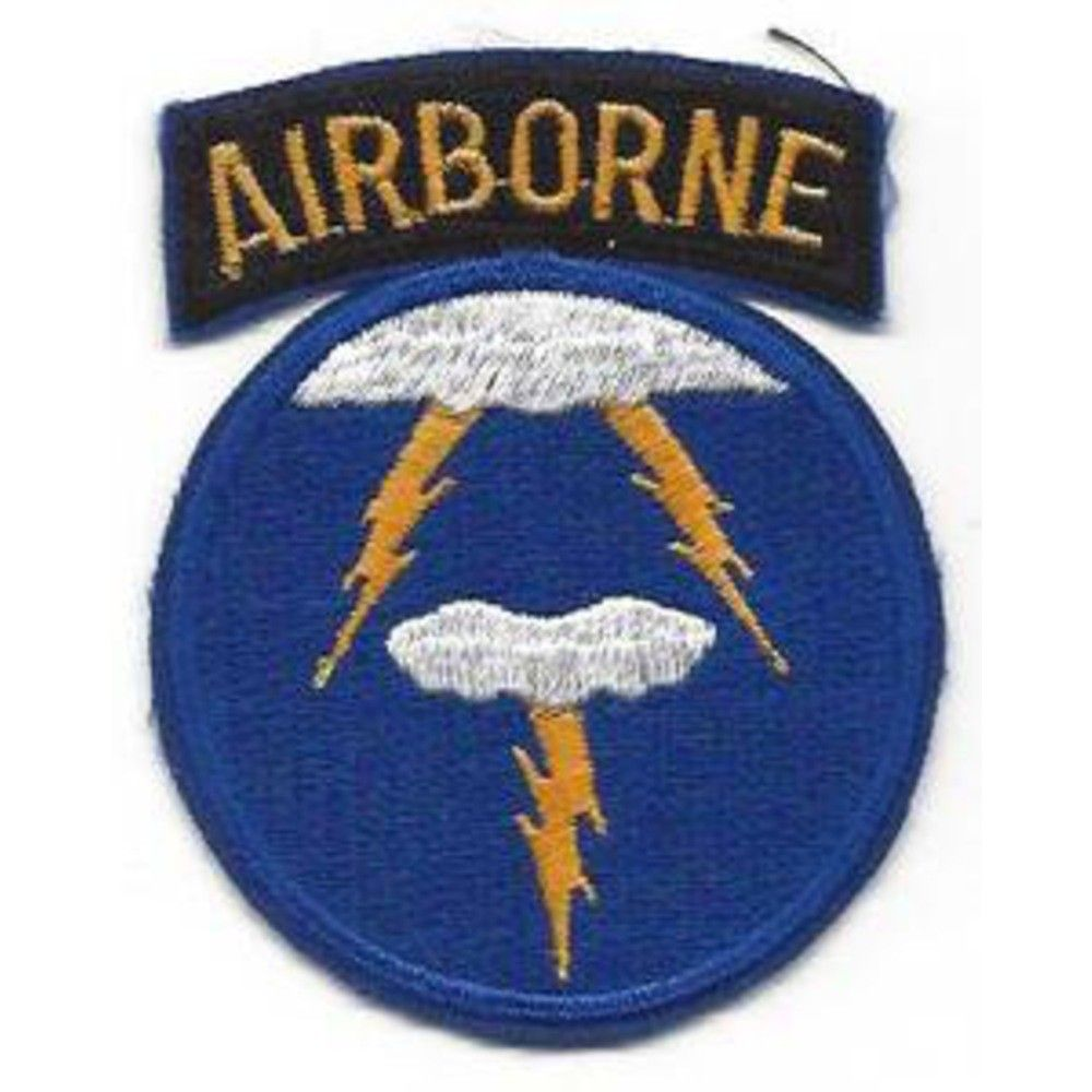 21st Airborne Division Patch United States Army 21st Airborne Division  Military Patch Ghost Division Note: