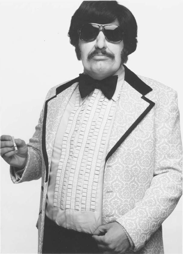 Tony Clifton | 29. Andy Kaufman and Tony Clifton in 2019 ...