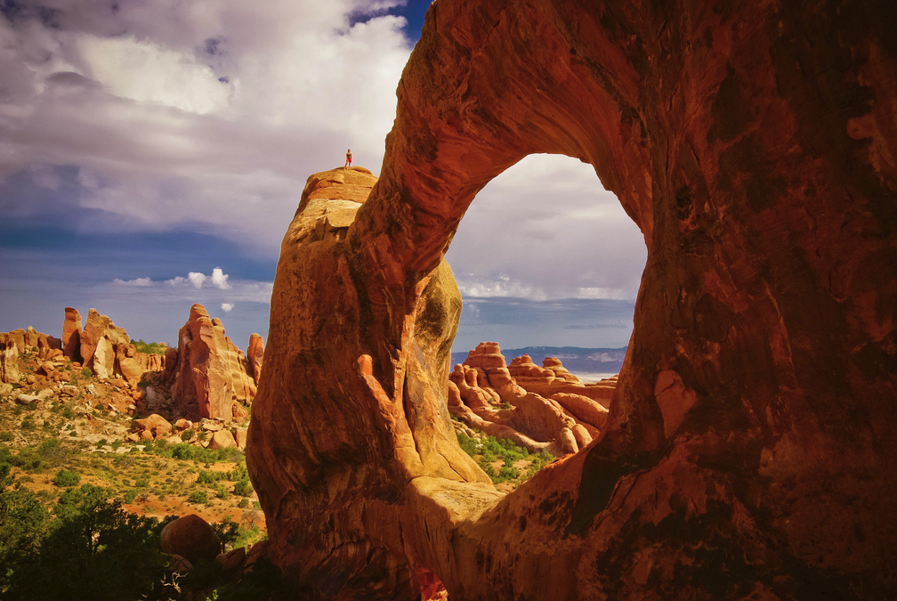Arches National Park / Moab, Utah. By frip0895.