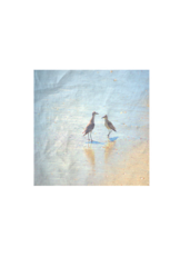 Mens Silk Pocket Square - Bea by VIDA VIDA Q9E0pD