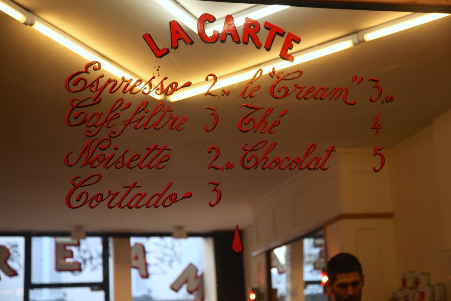 CREAM Joins New Crop Of Paris Cafes