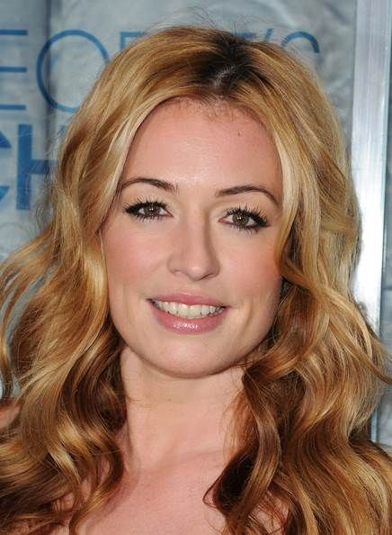 cat deeley shuts crowd up