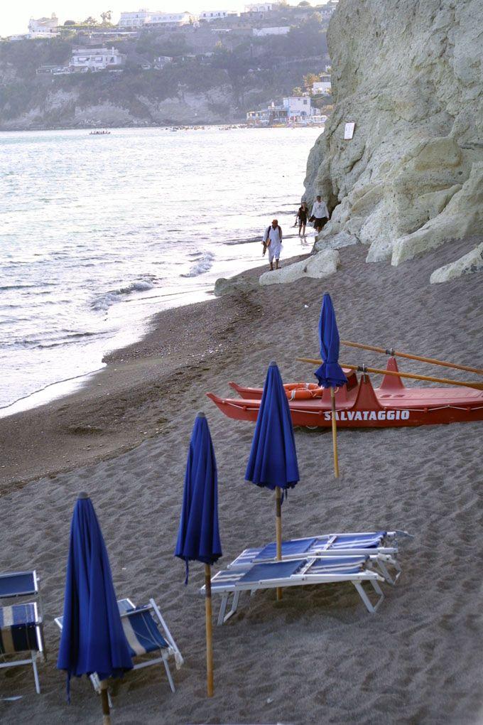 Maronti beach, Ischia