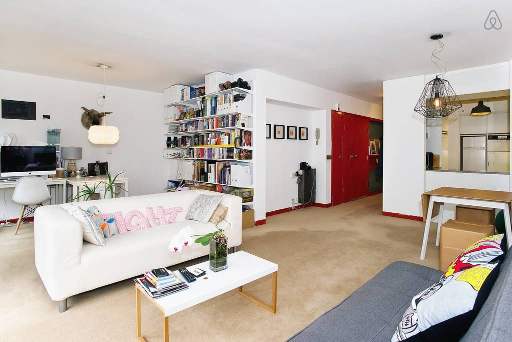 Spacious Barbican One Bedroom Flat Apartments For Rent In London