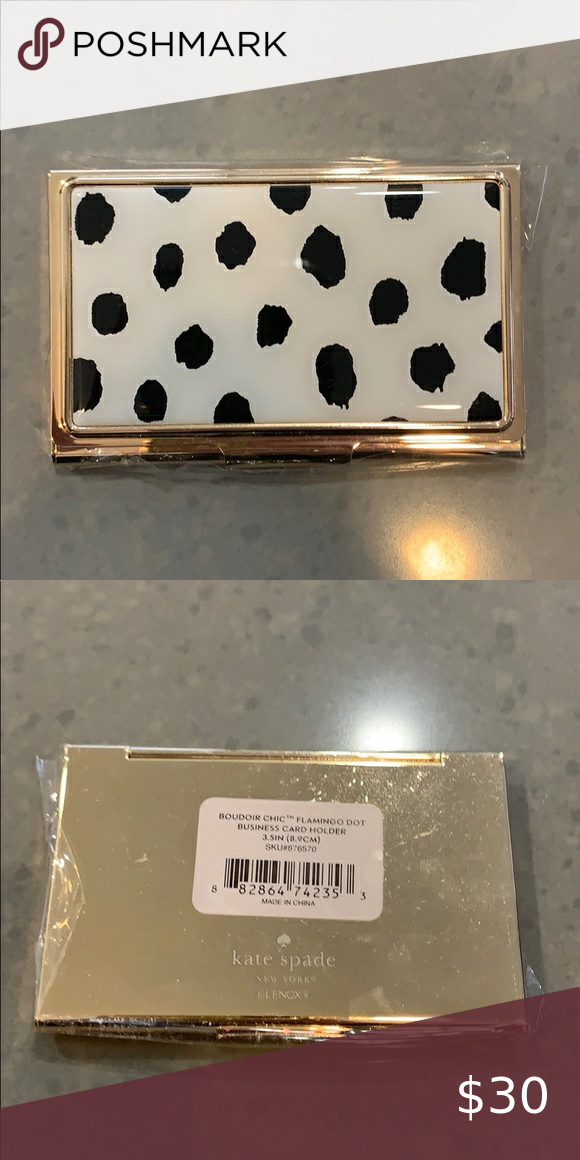 Kate Spade Business Card Holder Business Card Holders Kate Spade Card Holder