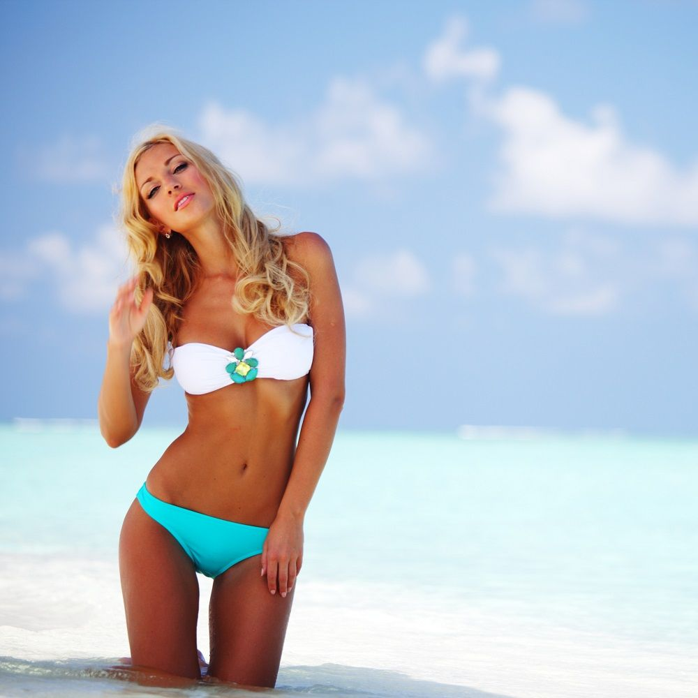 Amazing bikini bodies