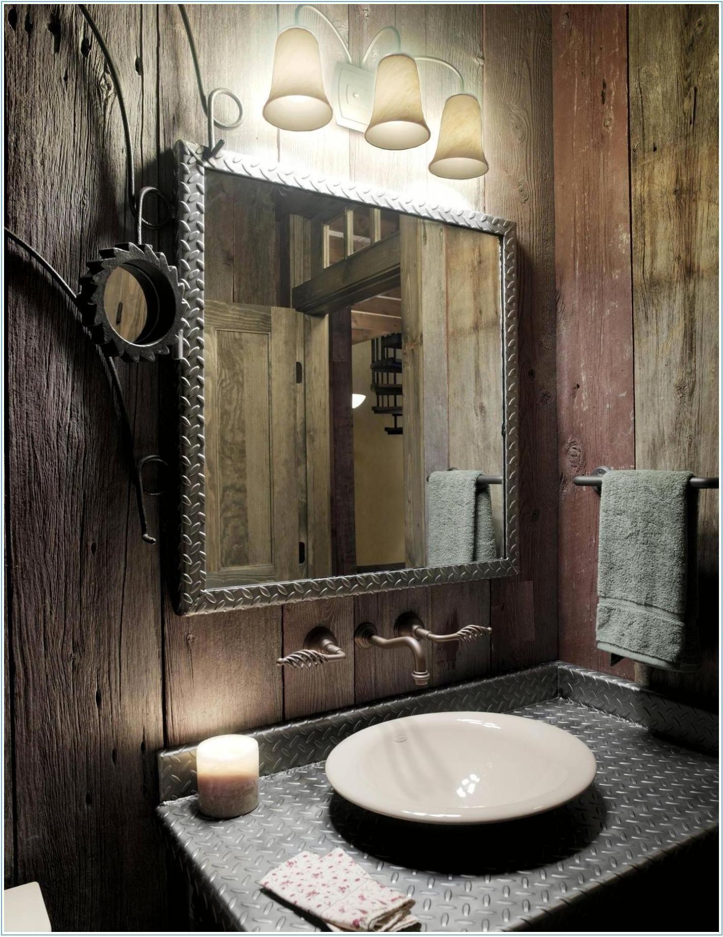 Beau Steampunk Bathroom Plus