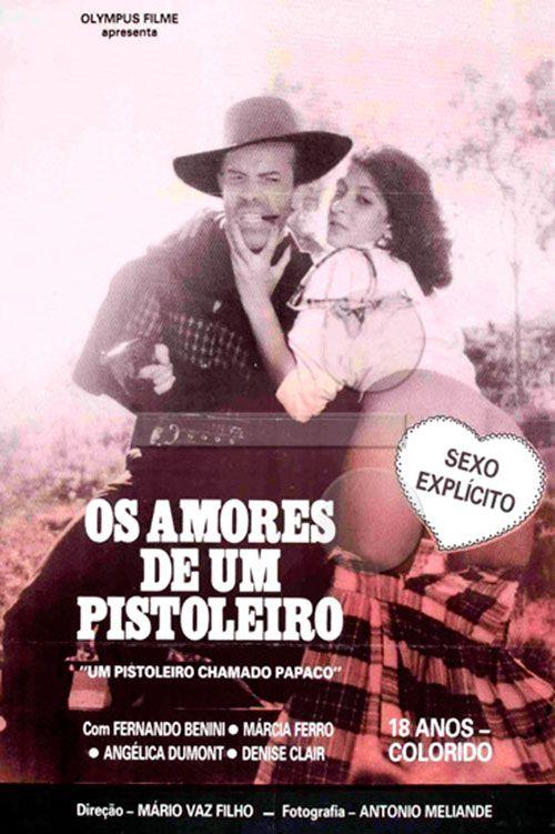 """""""Os Amores de um Pistoleiro"""" (1986), by Mário Vaz Filho"""