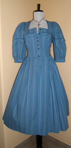 Rowe Dirndl Trachten Aus Tyrol Austria Dress