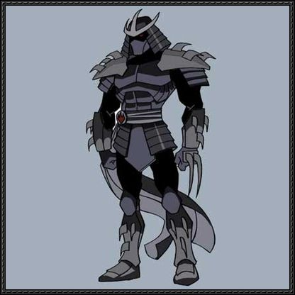 Teenage Mutant Ninja Turtles Utrom Shredder Ch Rell Free