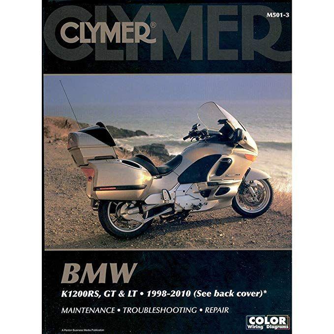 Clymer Bmw K1200rs K1200gt Clymer Bmw Repair Manuals