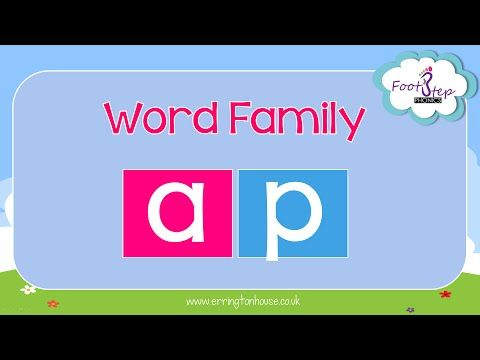 Footstep phonics ap word family youtube word families footstep phonics ap word family youtube ibookread ePUb