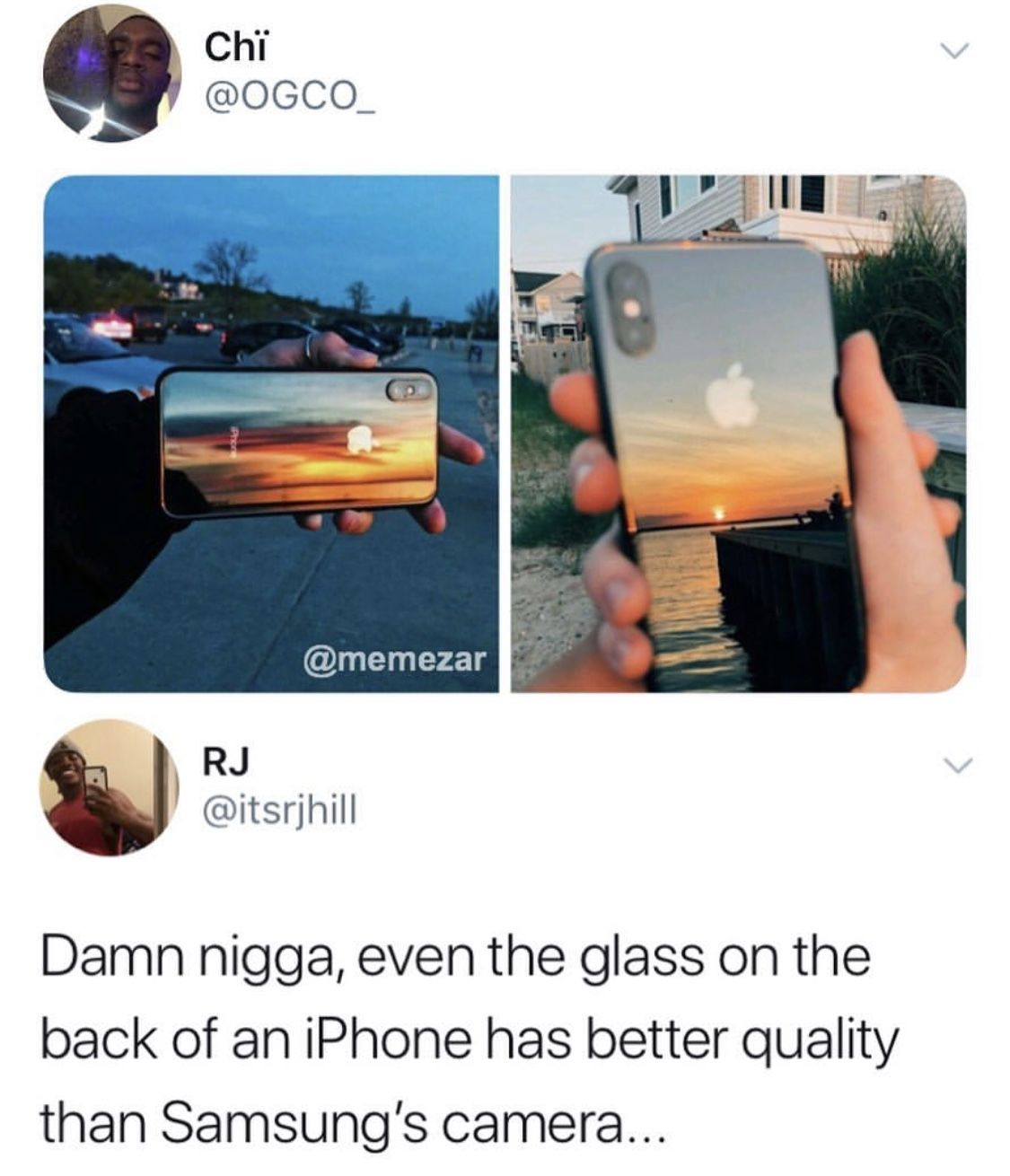 Iphone And Samsung Meme