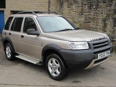 eBay: Land Rover Freelander 2.0 auto Td4 ES SPARES/REPAIR #carparts
