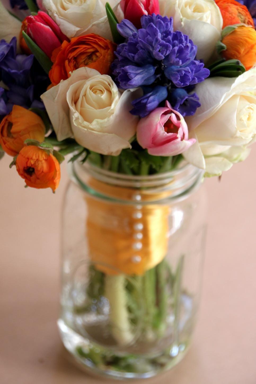 Diy Fresh Flower Wedding Bouquets Fresh Flowers Wedding And Wedding