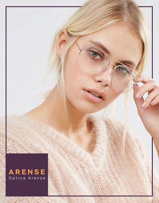 47f6a047a7 Lentes   Lentes in 2019   Lentes de moda transparentes, Lentes ...