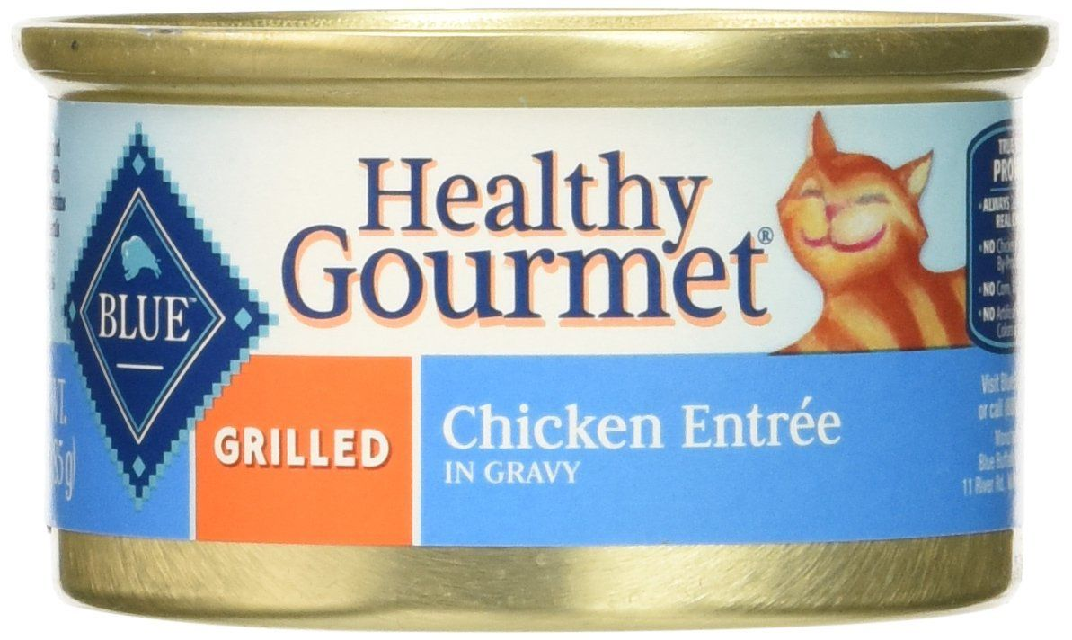 Blue Buffalo Healthy Gourmet Grilled Wet Cat Food You Can Get More Details By Clicking On The Image This Is An Wet Cat Food Healthy Gourmet Chicken Entrees