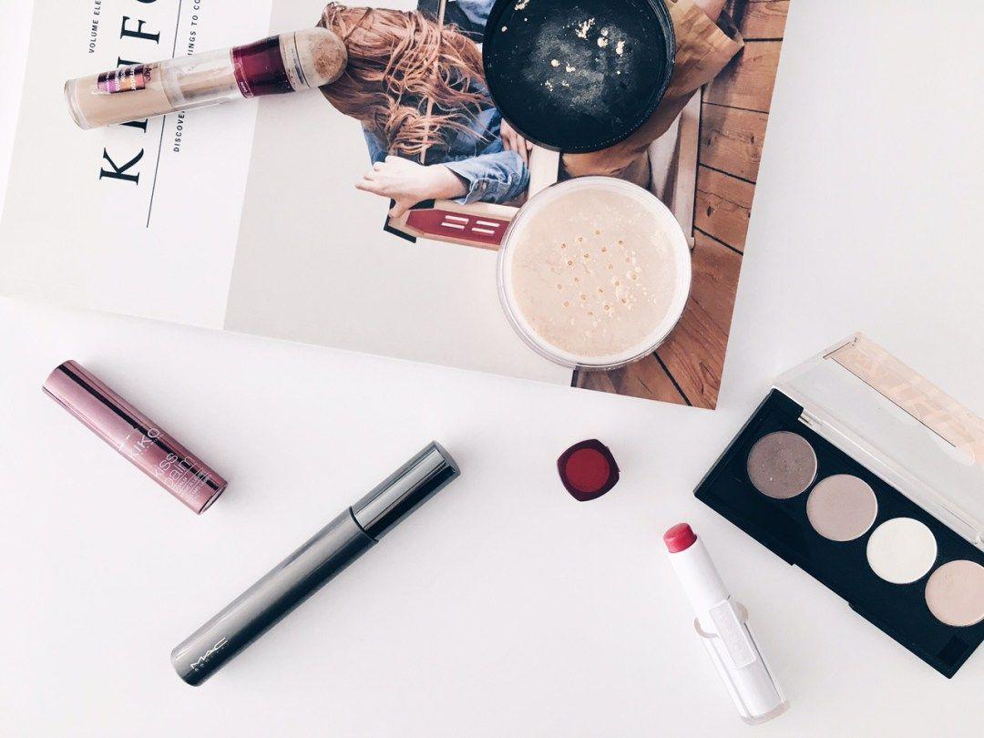 5 productos de maquillaje que toda 'beauty obsesive' necesita