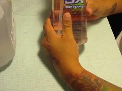 Youtube Green Soap Green Soap Tattoo Green Tattoos